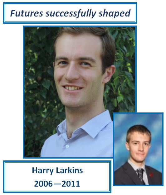 Harry Larkins