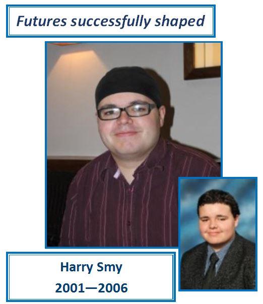 Harry Smy