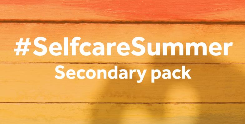 selfcare summer